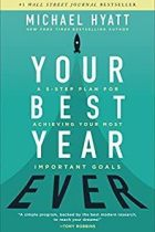 Best Year Ever by Michael Hyatt book cover