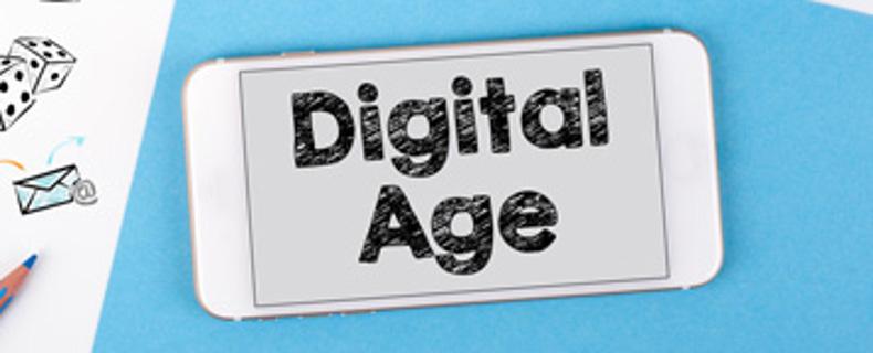 digital age changed marketing