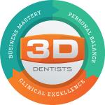 3d dentist logo