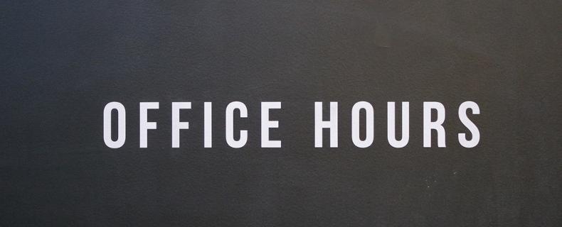 flexible office hours