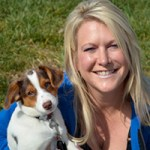 Holly Myers, owner and trainer AllDogs Canine Care Center.