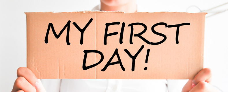 importance of employees first day