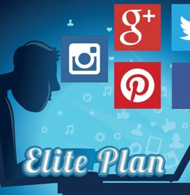Instagram, Facebook, Twitter, Google+ and Pinterest Management Companies