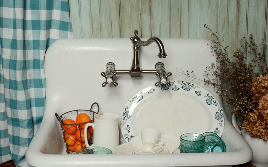 antique farm sink makeover tips for