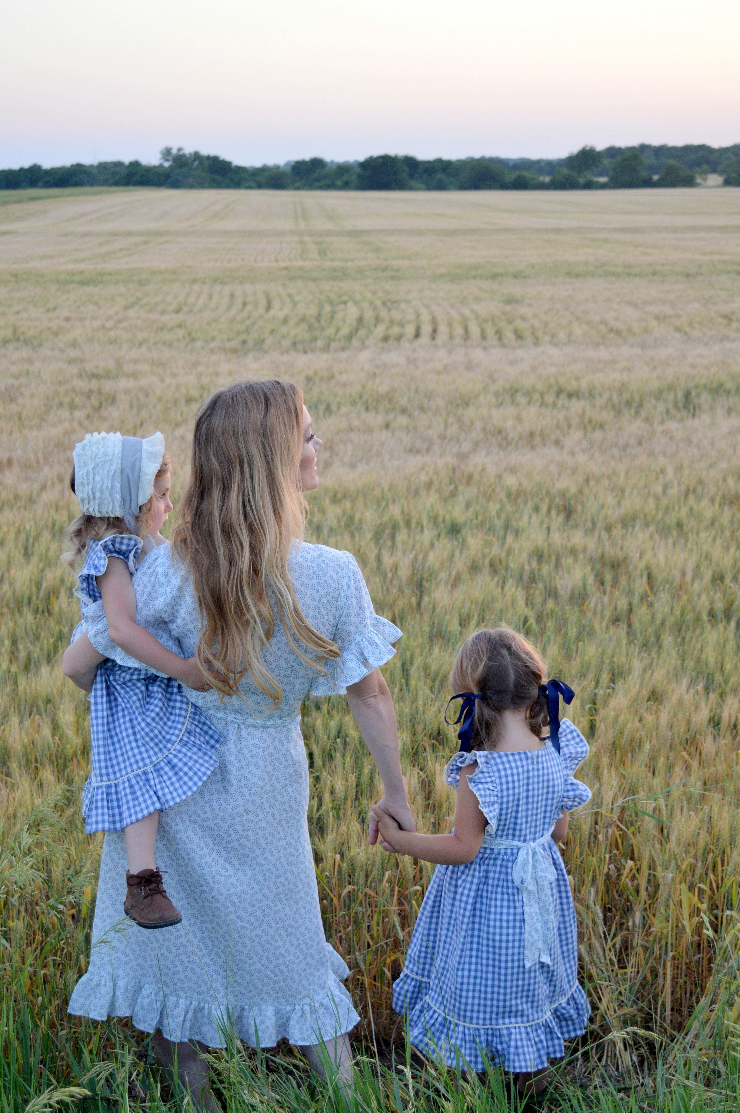 Bryarton Farm Farm Girl Fashion How To Simplify Your