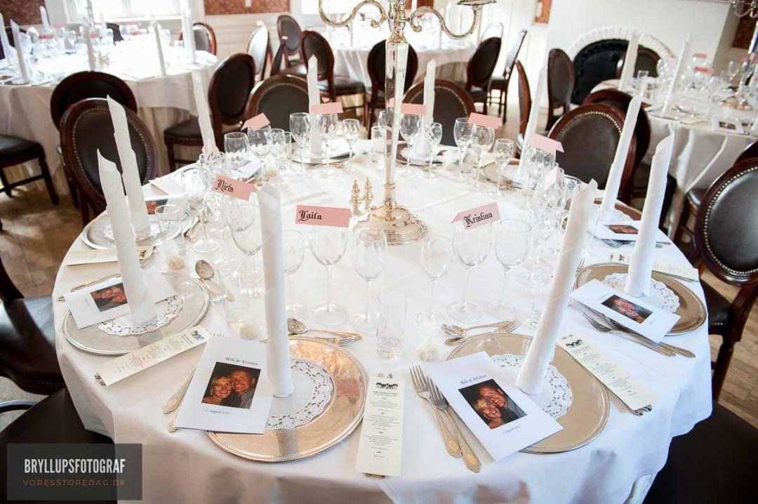 bordplan bryllup