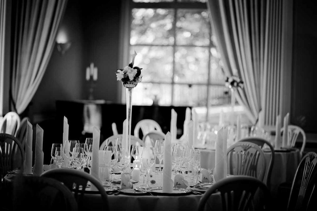 bryllups bordpynt