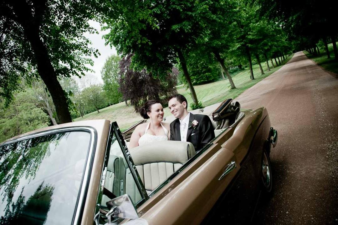 kreativ bryllup foto