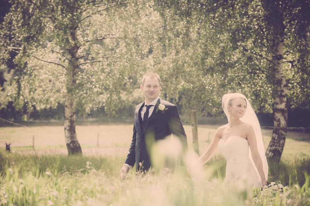 fotos af bryllup