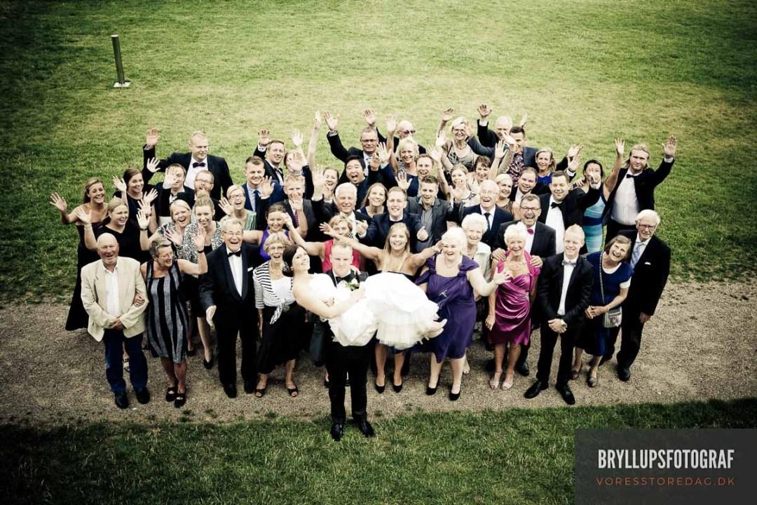 bryllupsfotografering Herning