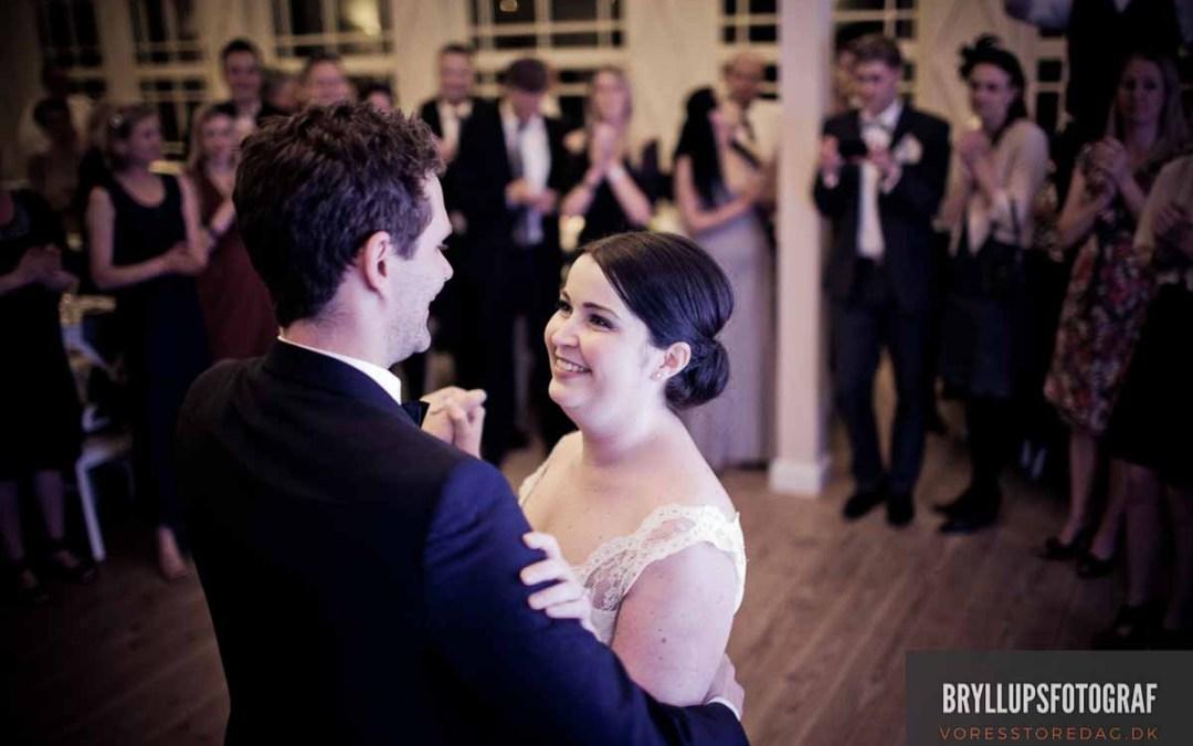 Bromølle Kro bryllup