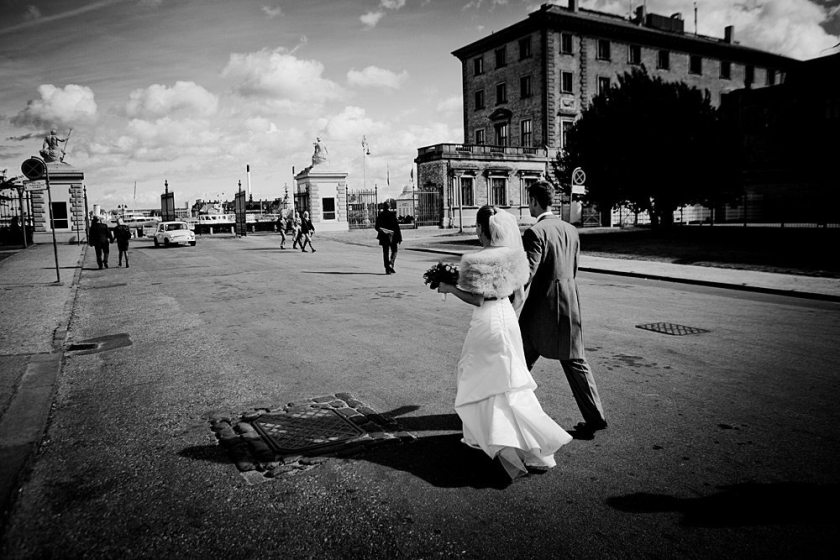 bryllupsfoto Gråsten