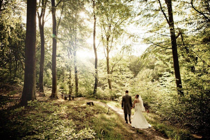 bryllupsfotograf Fredensborg