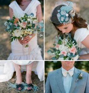 sommer bryllupsfotos