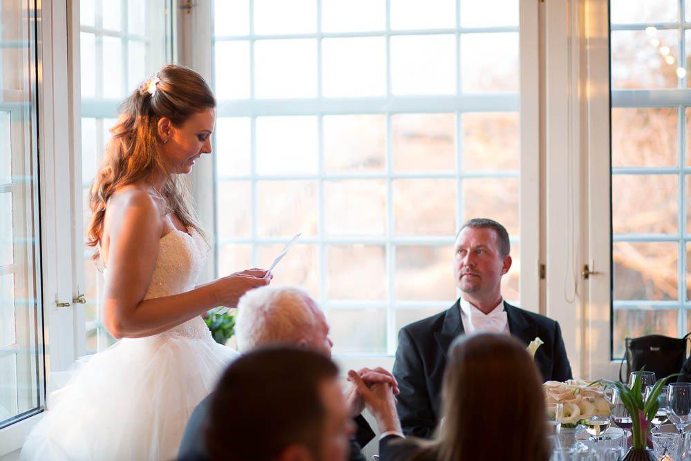 Talerækkefølge ved brylluppet