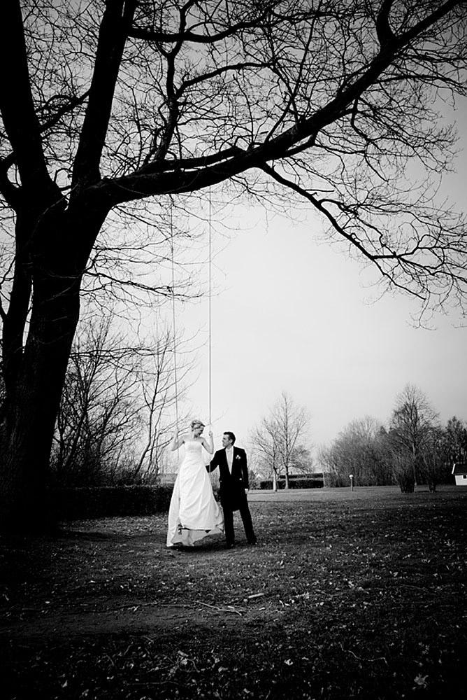 kreativ bryllupsfotografering