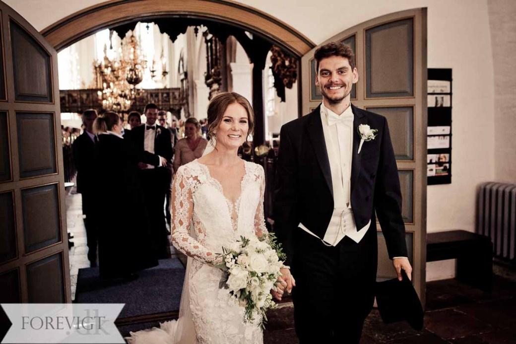 Skarp bryllupsfotograf i Horsens gennem de seneste ti år,