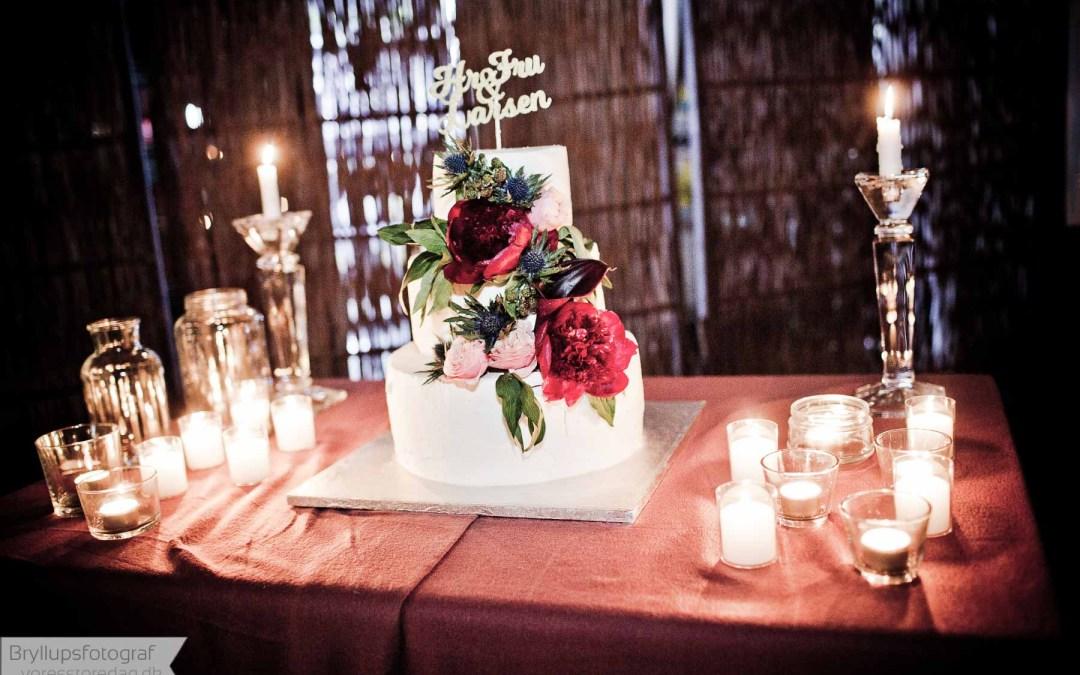 Valg af bryllupstema