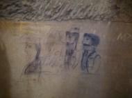 Miners Grafitti, Photo-Barry