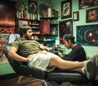 Evolution Tattoo – A Time-lapse Commercial