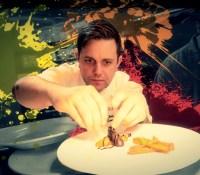 """Dining in the Dark"" A Tournant Pop-Up Restaurant"