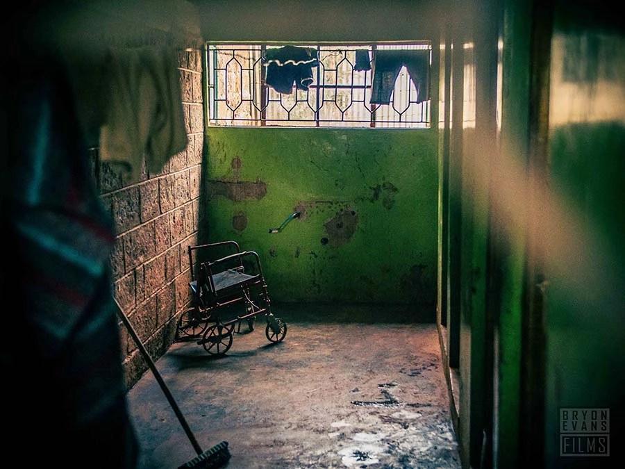 Inspire Hope - Bryon Evans Films
