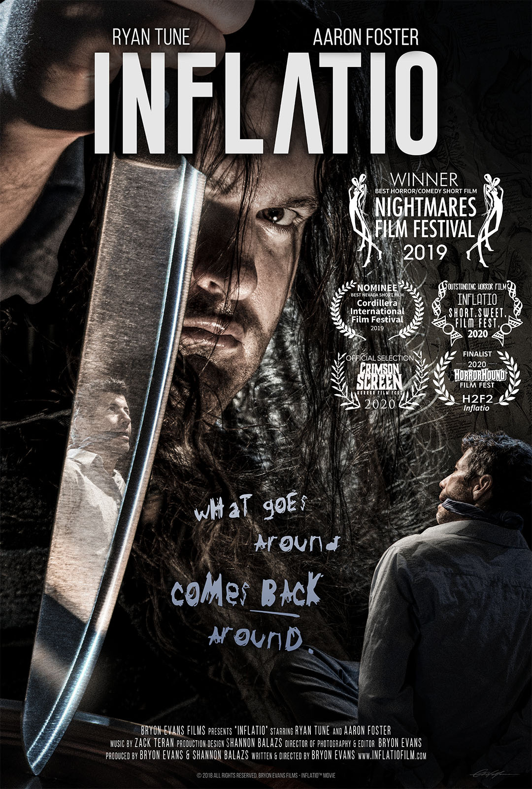 Inflatio Movie Poster