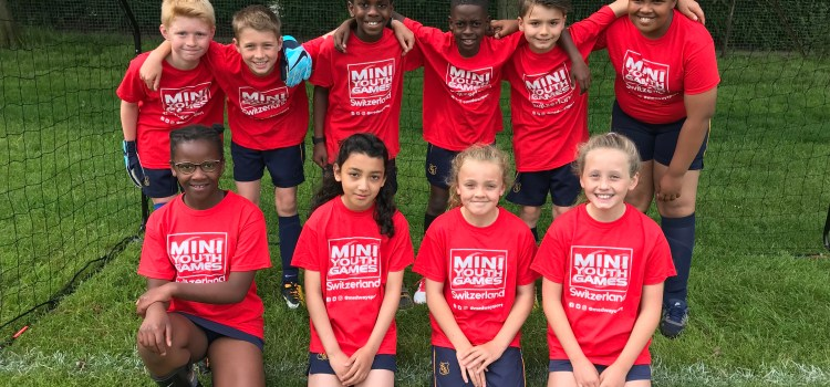 Mini Youth Games – Football