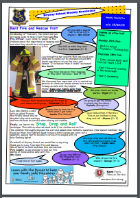Weekly Newsletter w/e 15th February 2019