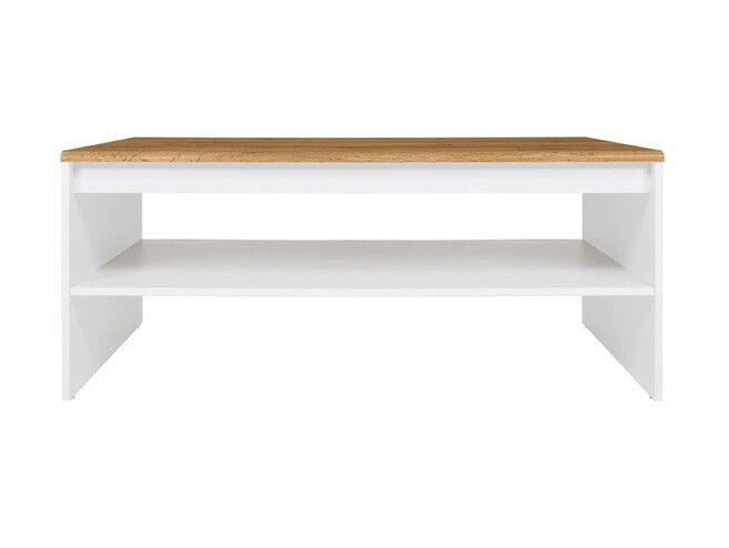 holsten coffee table in white oak