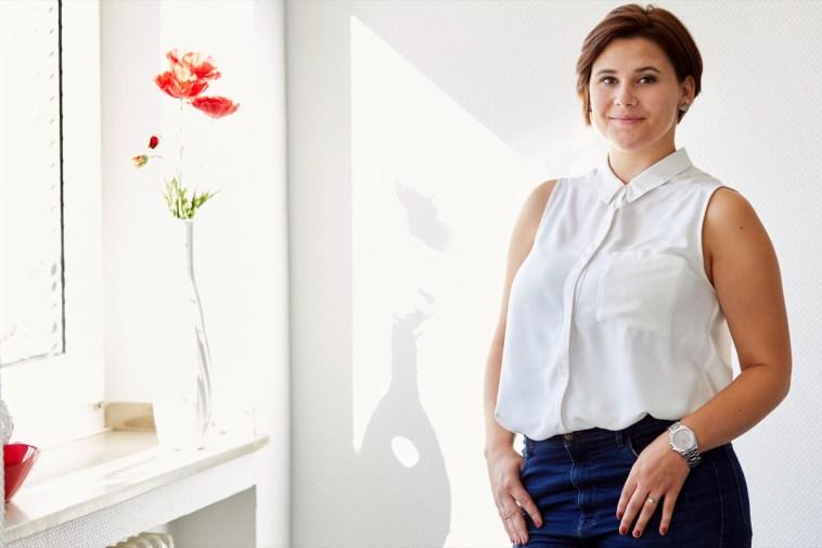 Sarah Dehmer, Personaldienstleistungskauffrau in Ausbildung