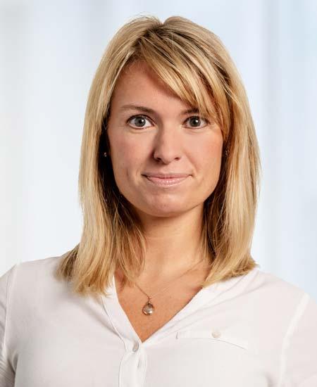 Sabrina Rouß ist bei BS Mönke hochzufrieden