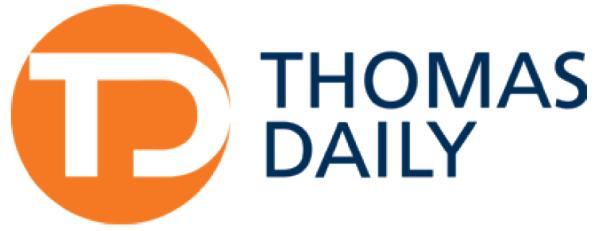 Thomas-Daily Logo