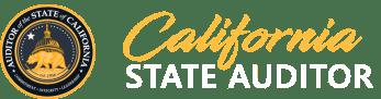California State Auditor Logo