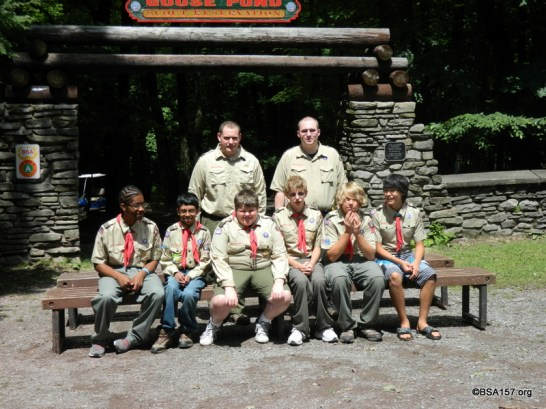 Summer Camp @ GPSR 2012