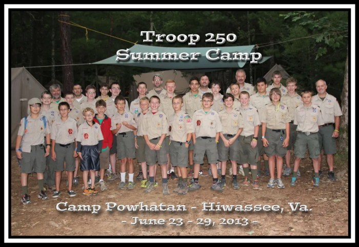 Troop 250 Powhatan June 2013 small