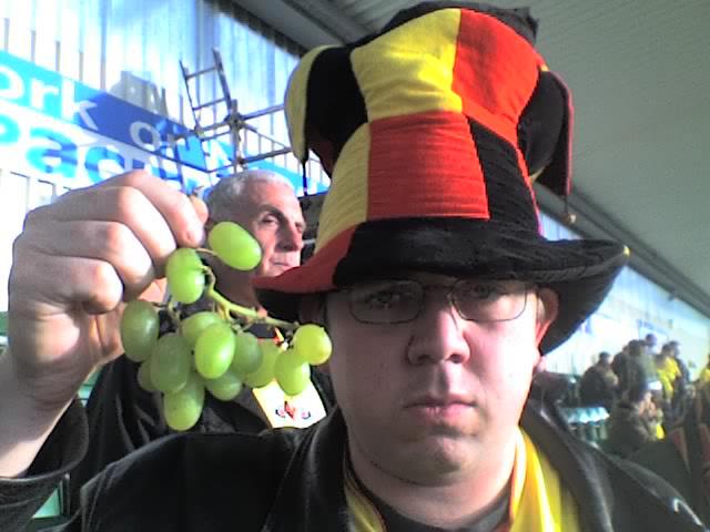 Alfred the Grape