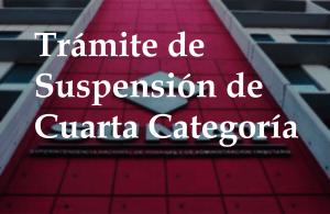 Como solicitar y sacar tu Constancia de Suspensión de Cuarta Categoría 2019