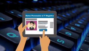 Aprueban actualizar datos de celular, correo electrónico, cuentas y entidad bancaria en T-Registro.