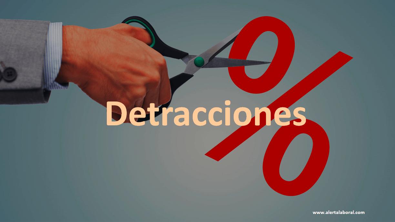 SUNAT: Las Detracciones y La Bancarización