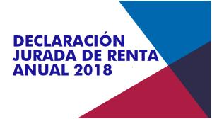 SUNAT: CRONOGRAMA DE DECLARACION RENTA 2018