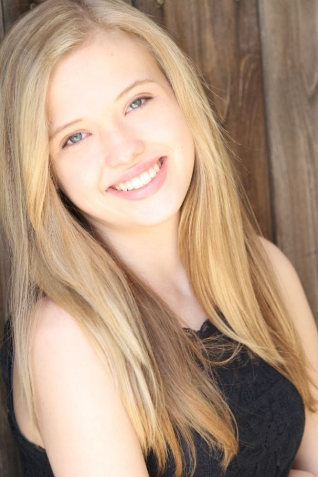 Disney star Lauren Taylor an American actress and singer