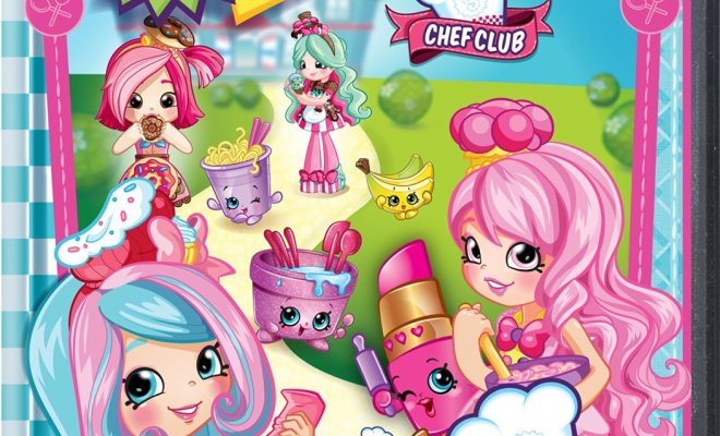 Shopkins First Movie Headed To Dvd And Digital