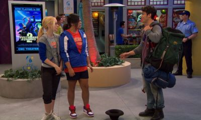 "LIV AND MADDIE - ""Tiny House-A-Rooney"""
