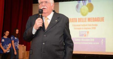 Un anno di Baseball Softball Club Rovigo. il bilancio del presidente Alessandro Boniolo