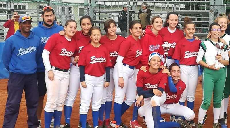 Under 15 Softball