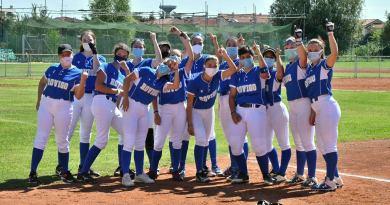 Scontro al vertice per l'Itas Mutua in Serie B. Le ragazze del softball Serie A2 impegnate in Toscana