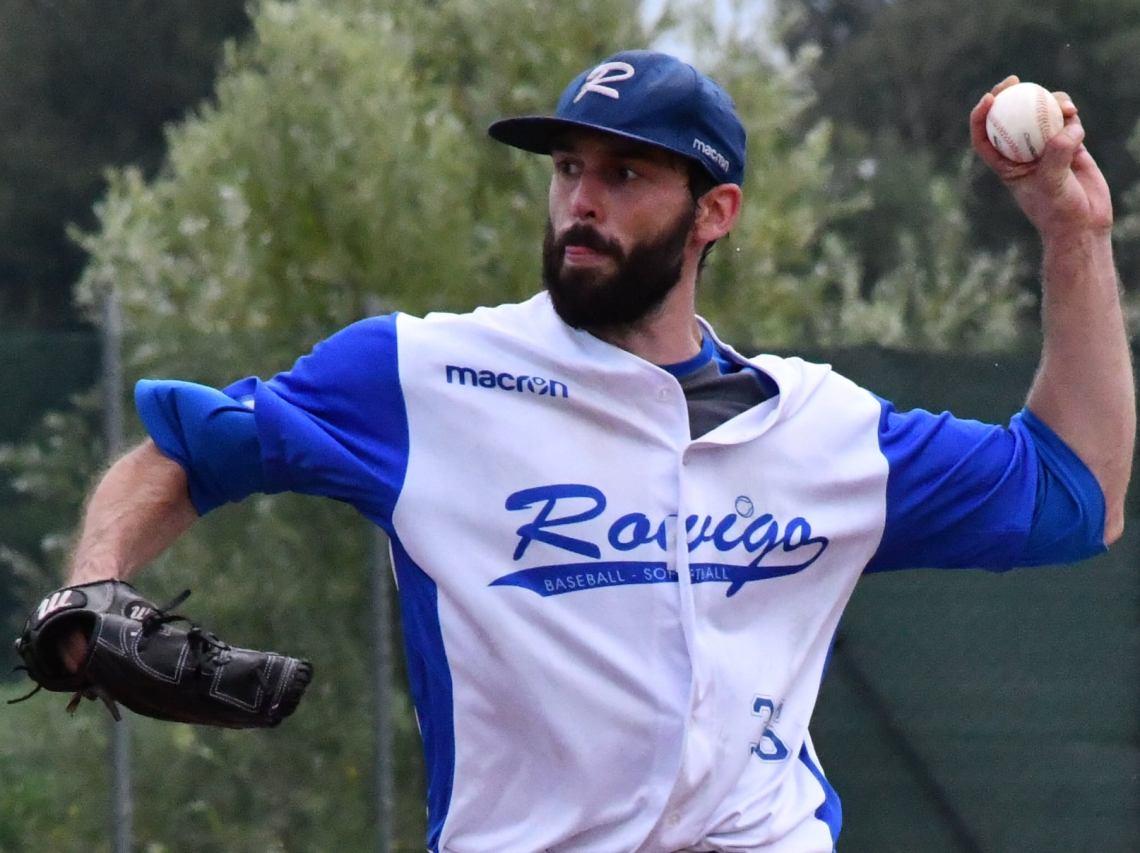 Enrico Crepaldi BSC Rovigo