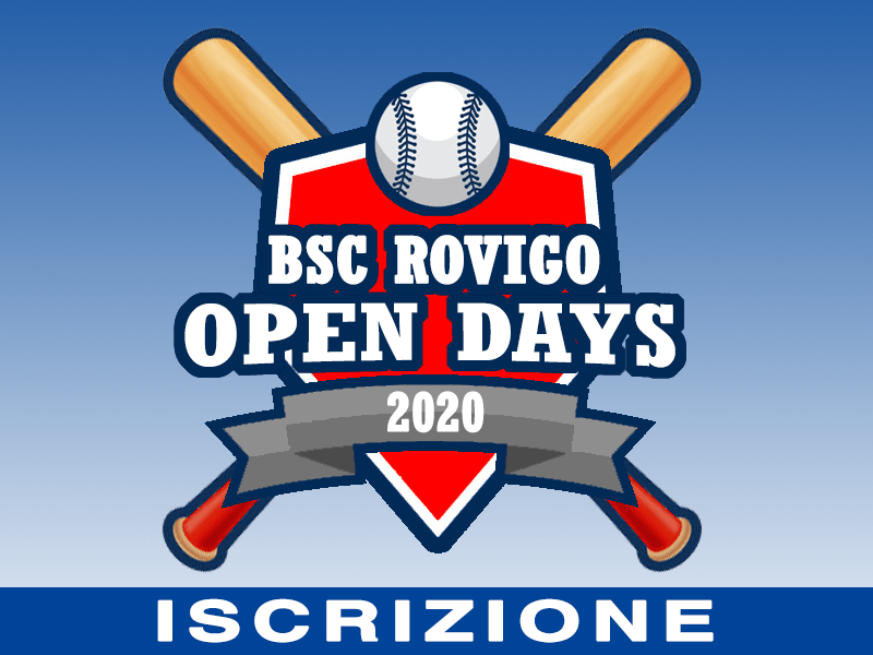 Open Days BSC Rovigo 2020