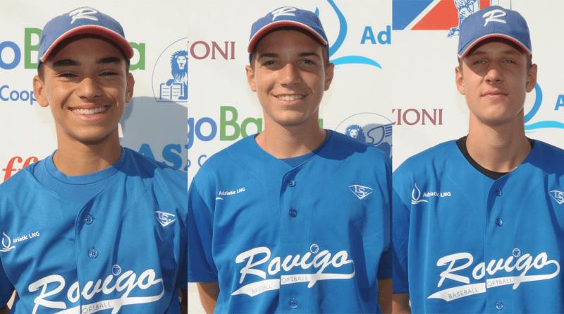 Il 16 maggio arriva a Rovigo l'Under 18 azzurra di baseball